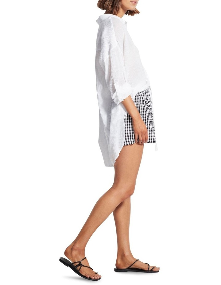 Check In Gingham Shorts 54284-SH image 3