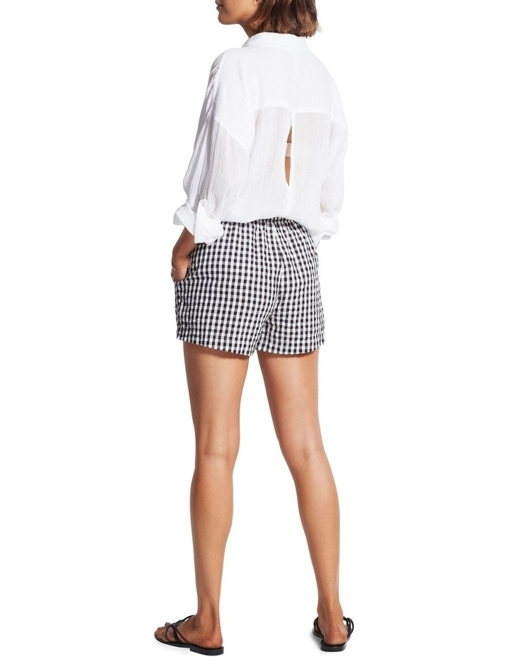 Check In Gingham Shorts 54284-SH image 4