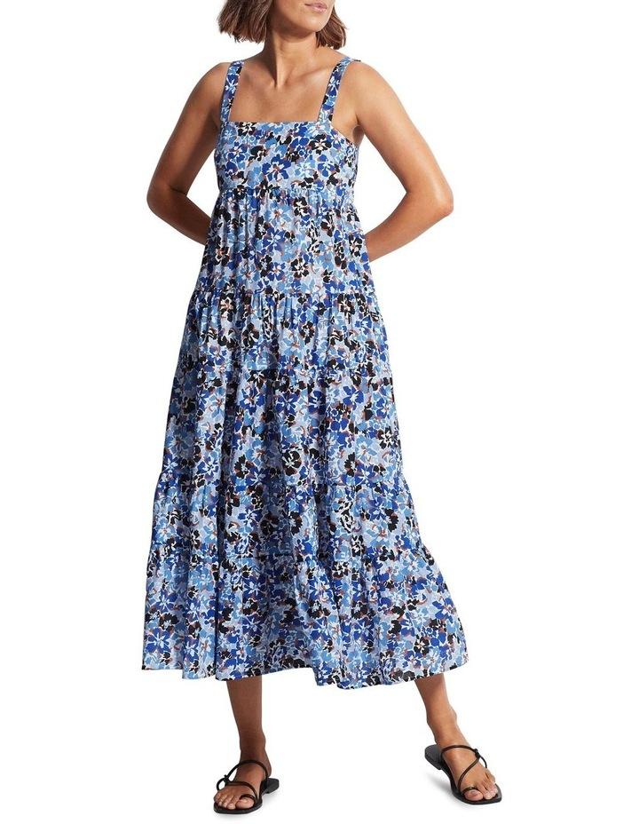 Thrift Shop Thrift Shop Tiered Dress 54254-DR image 2