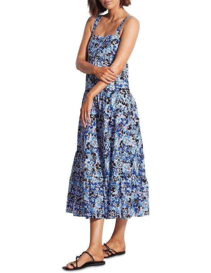 Thrift Shop Thrift Shop Tiered Dress 54254-DR image 3