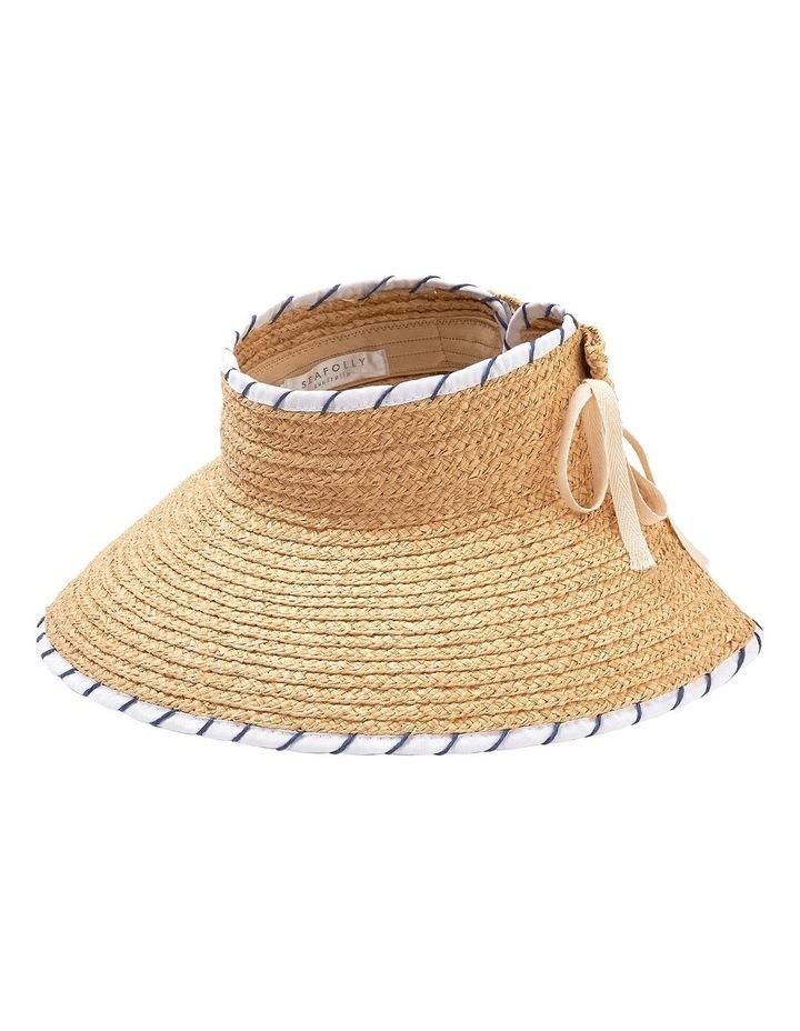 Shady Lady Roll Up Visor Hat image 3