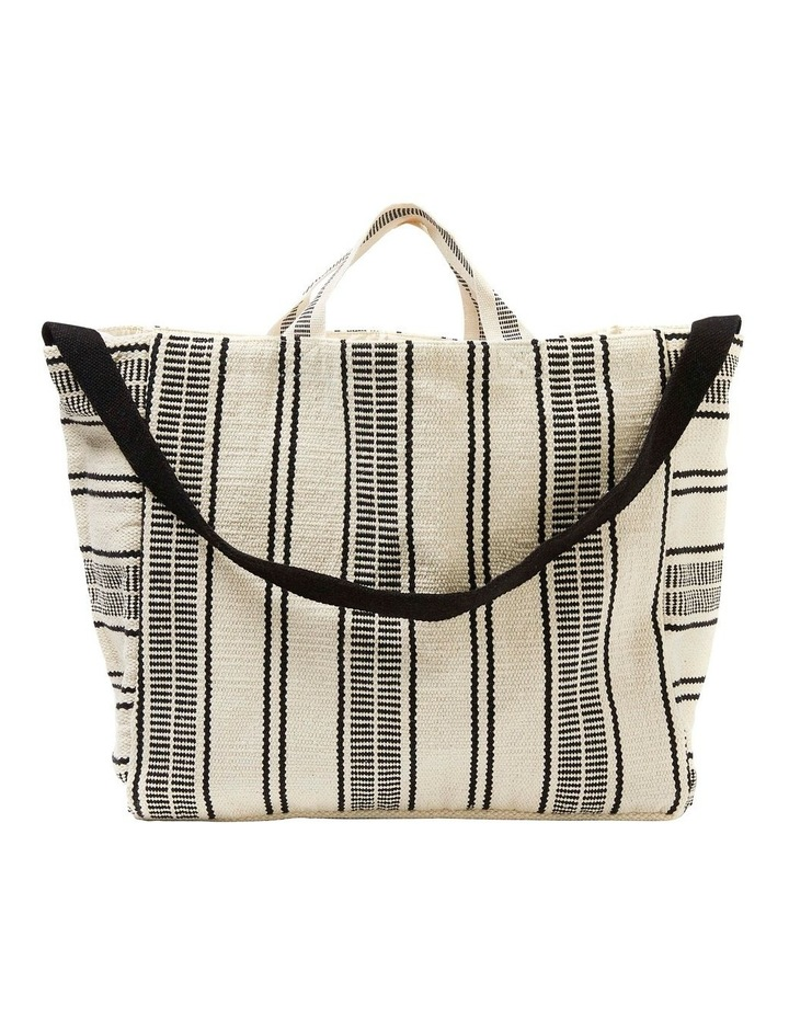 Carried Away Essential Stripe Beach Tote image 1