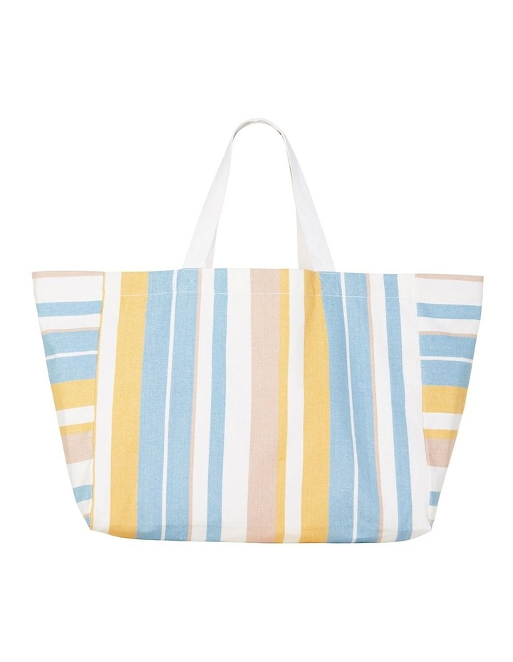 Carried Away Stripe Slouchy Tote image 1
