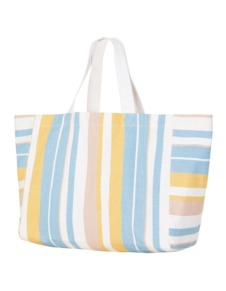 Carried Away Stripe Slouchy Tote image 2