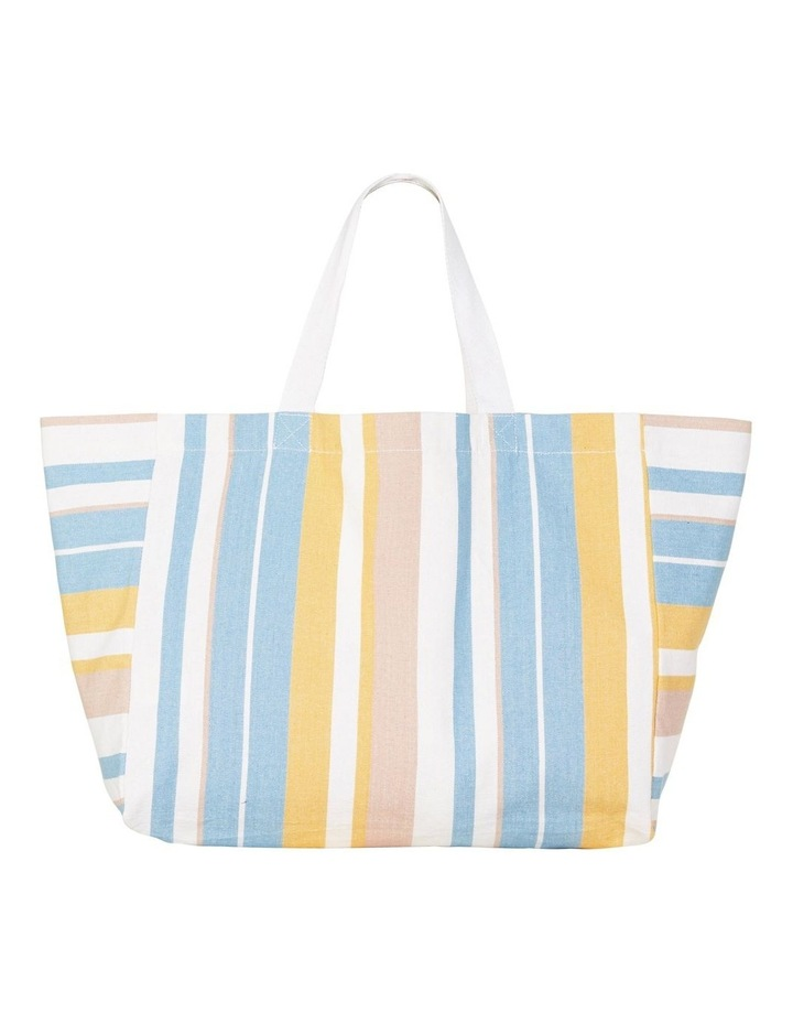 Carried Away Stripe Slouchy Tote image 3