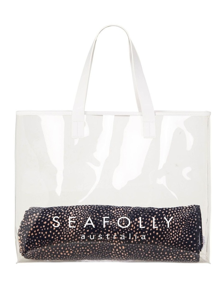 Carried Away Translucent Tote Bag image 1