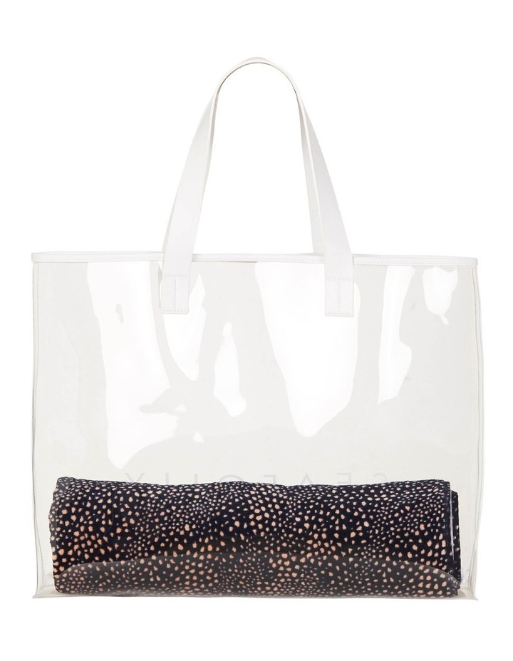 Carried Away Translucent Tote Bag image 3