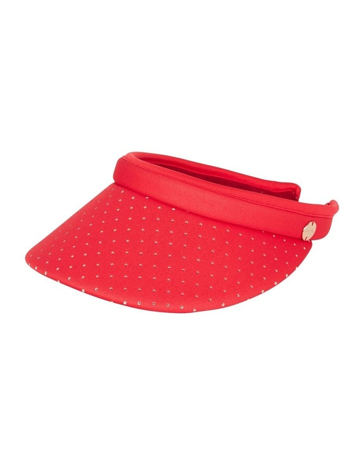 Shady Lady Perforated Active Visor image 1