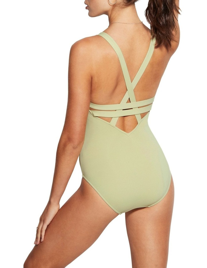 Active Deep V Maillot One Piece image 2