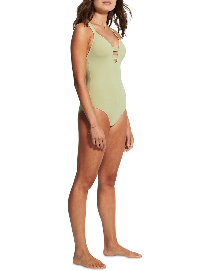 Active Deep V Maillot One Piece image 3