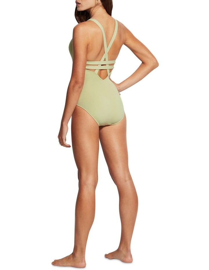 Active Deep V Maillot One Piece image 4