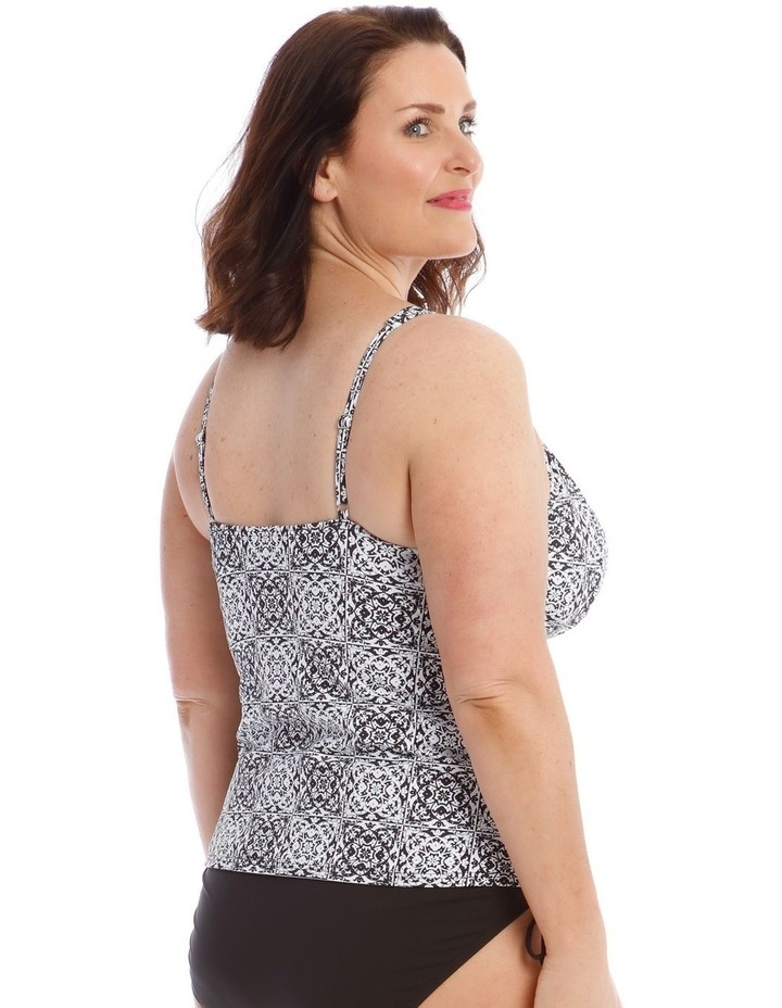 Tankini With Front Detail image 2