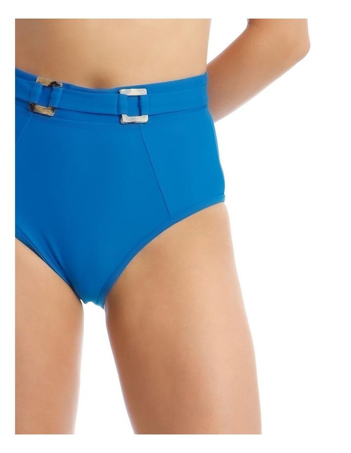 Swim Bottom With Clasp Detail image 3