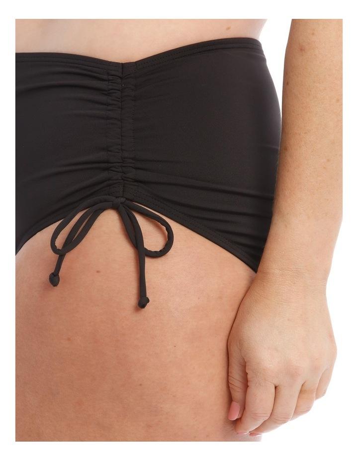 Swim Bottom With Tie Side image 3