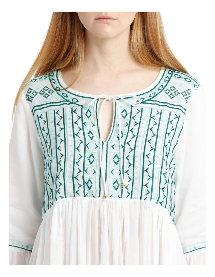 Emerald Oasis Dress image 3