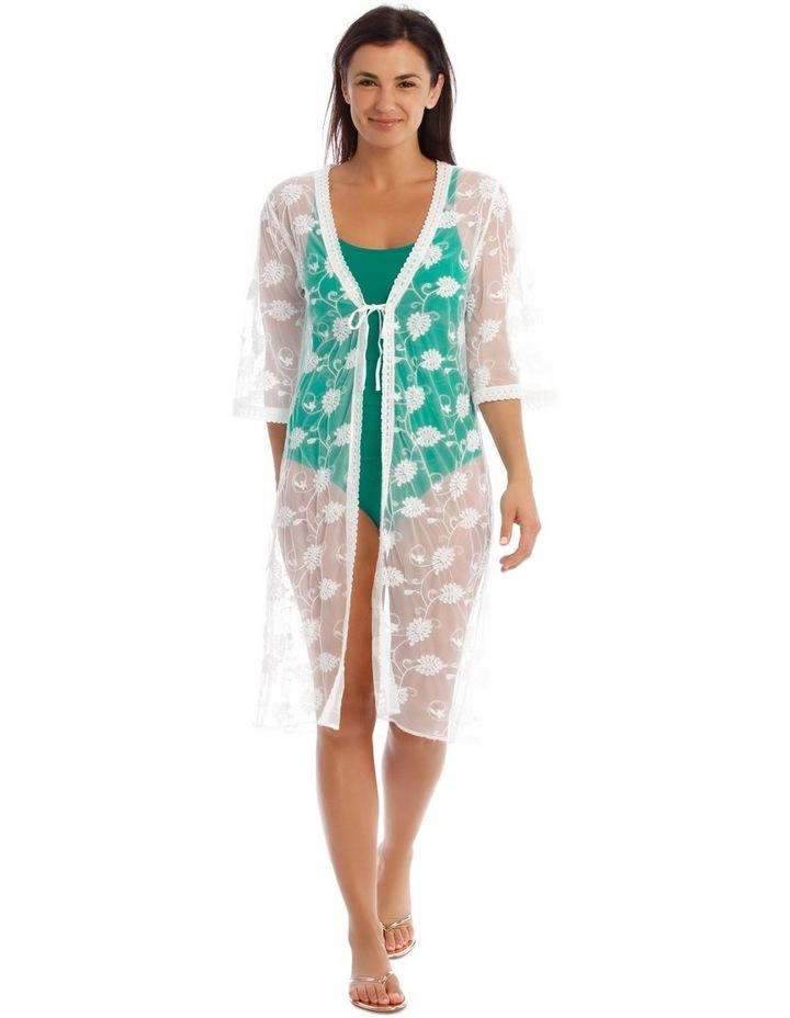 Lace Seaglass Sun Kimono image 1