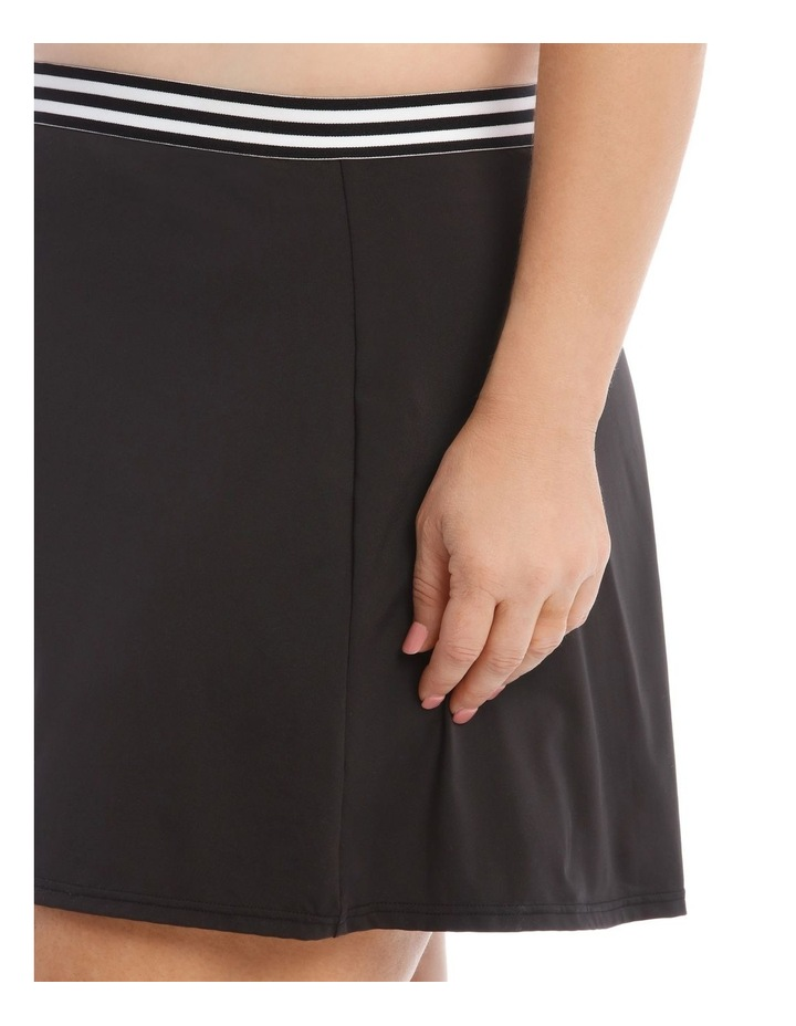 Skirt With Piping image 3