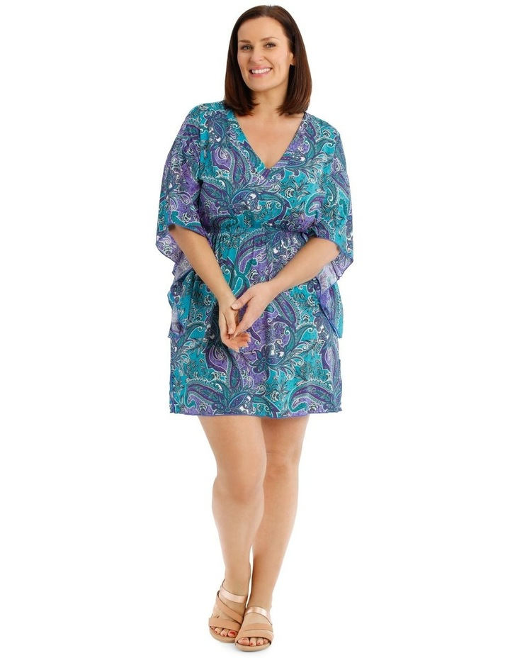 Printed Short Dress image 1
