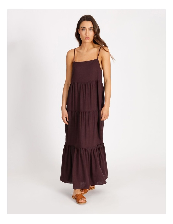 Tiered Mid Length Dress image 1