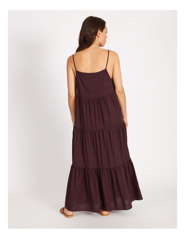 Tiered Mid Length Dress image 2