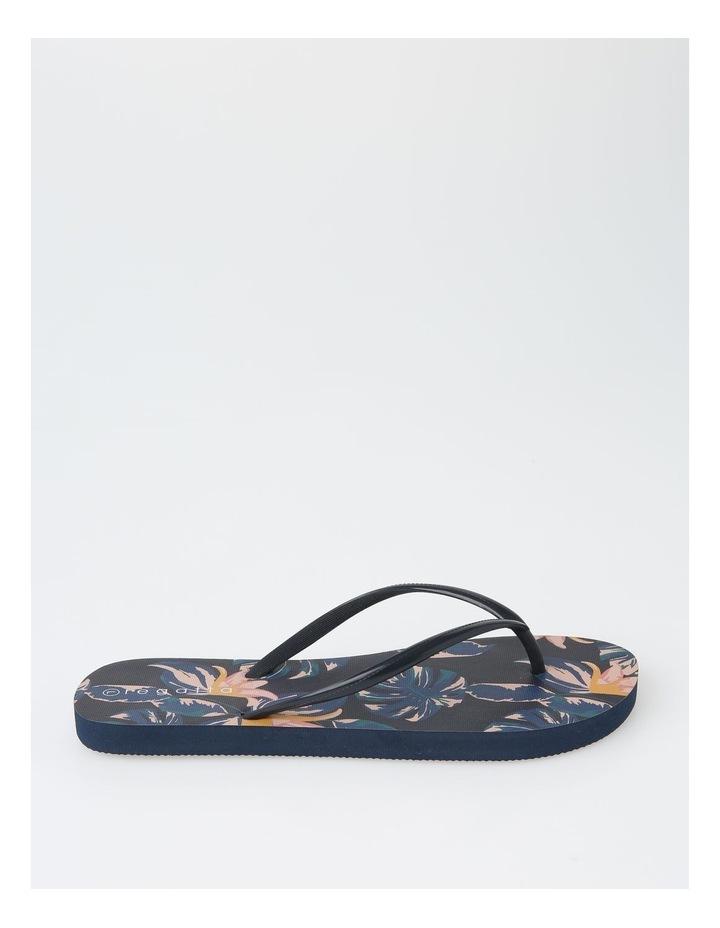Printed Flip Flop Sandal image 1