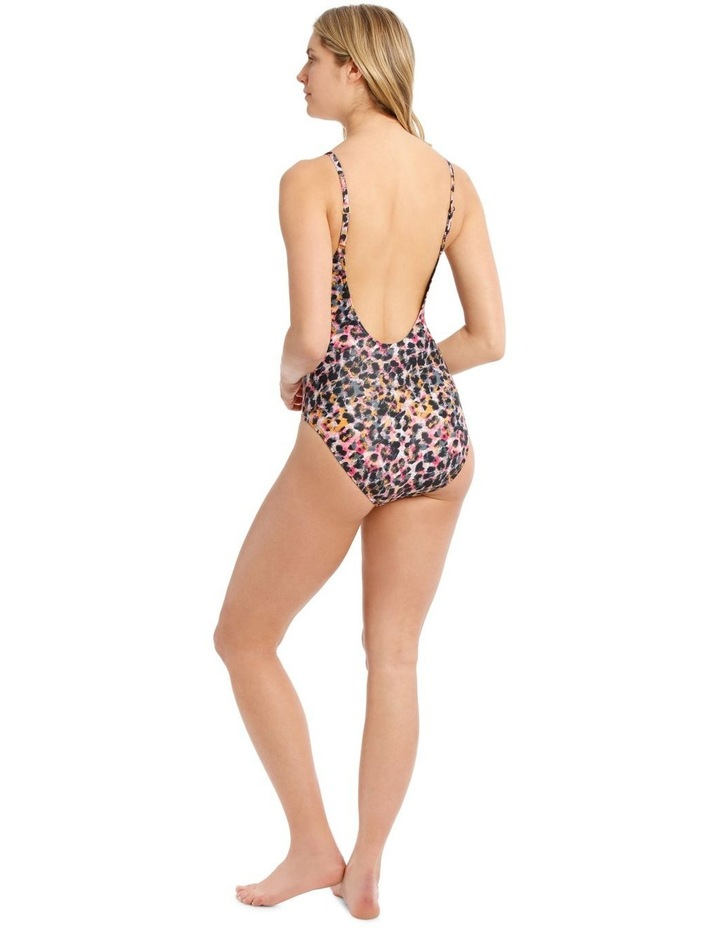 Resort Miami Nights Spliced One Piece with Mesh image 2