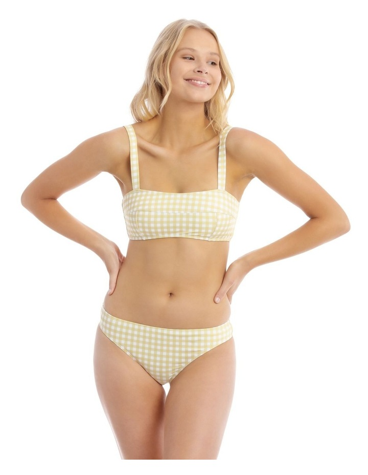 Sweet Like Sugar Swim Top With Straps image 4
