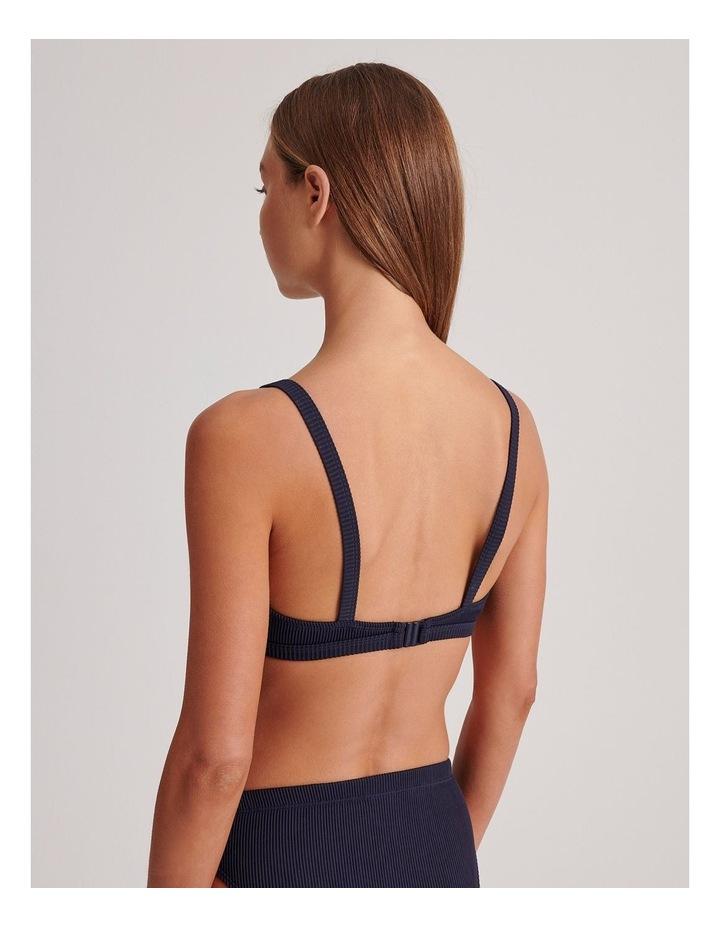 Gigi Fixed Triangle Bikini Top image 3