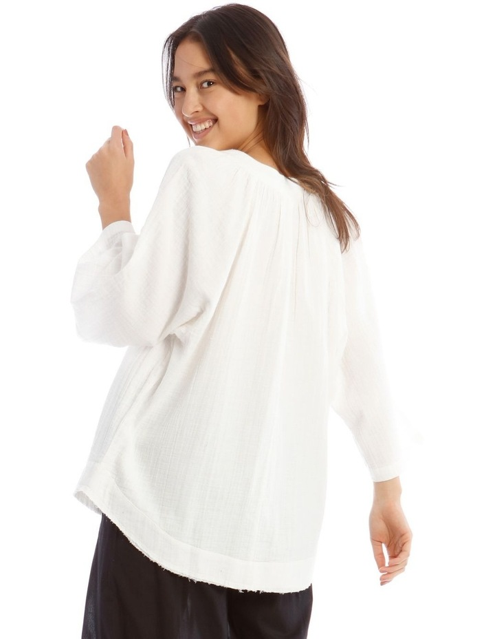 Oversized Sweet Like Sugar Shirt image 2