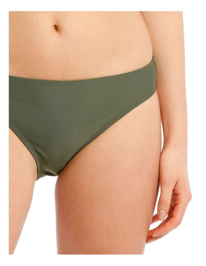 Olive Swim Bottom image 3