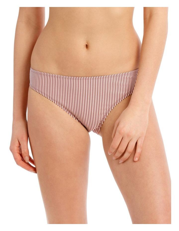 Striped Swim Bottom image 1
