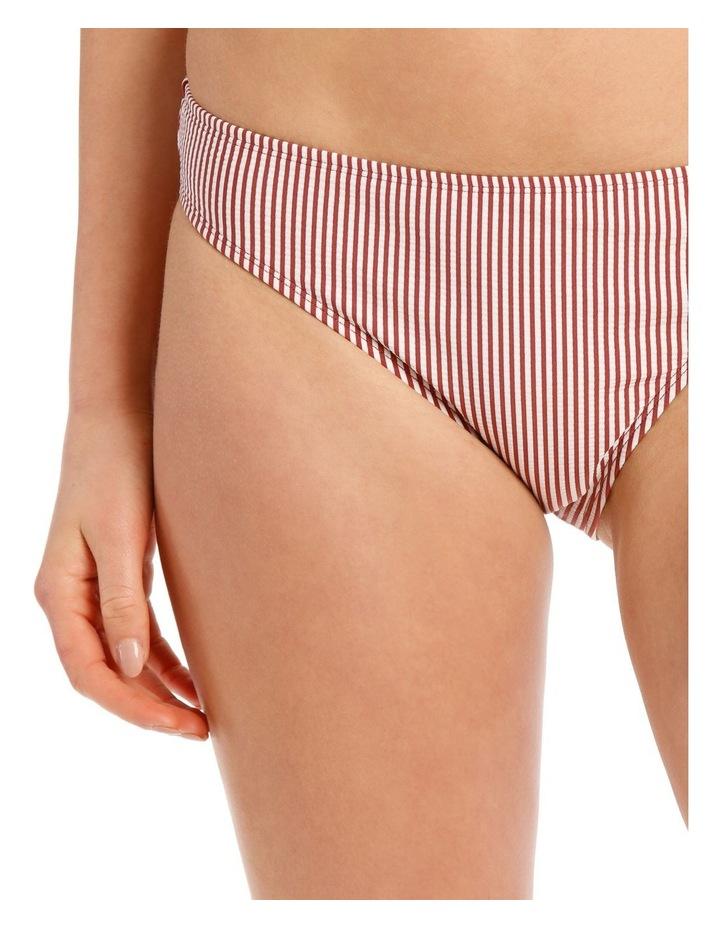 Striped Swim Bottom image 3