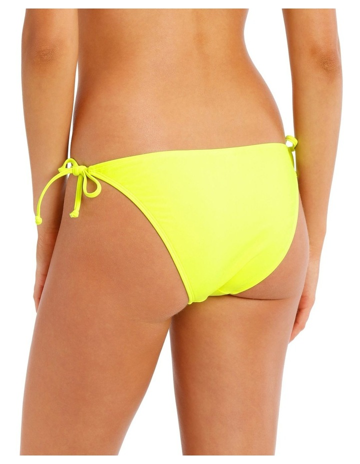 Electric Dreams Tie Side Bikini Bottom image 2