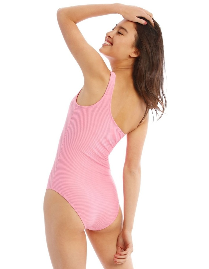 Sweet Like Sugar One Piece Asymmetrical With One Shoulder Strap image 2