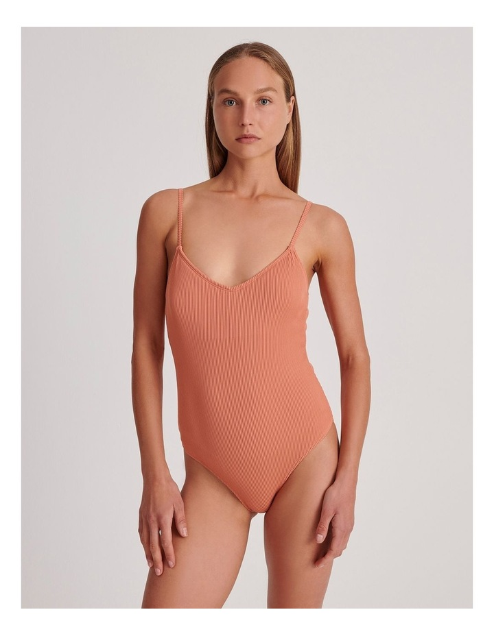 Veronica V-Neck Swimsuit image 1