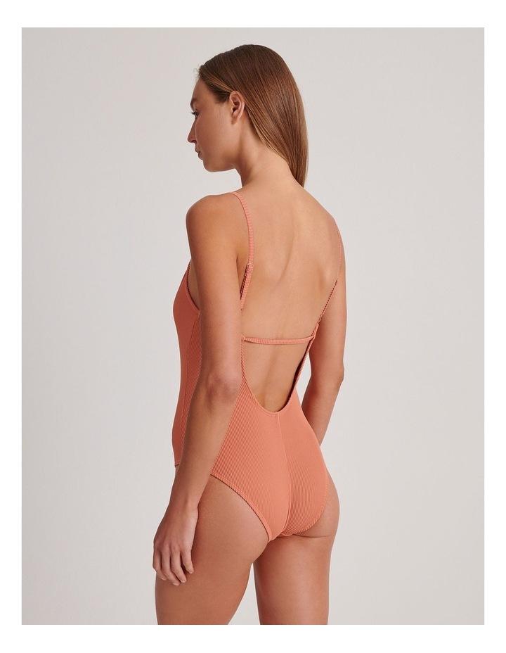 Veronica V-Neck Swimsuit image 3