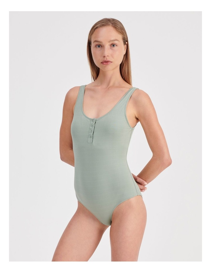 Henley Swimsuit image 1