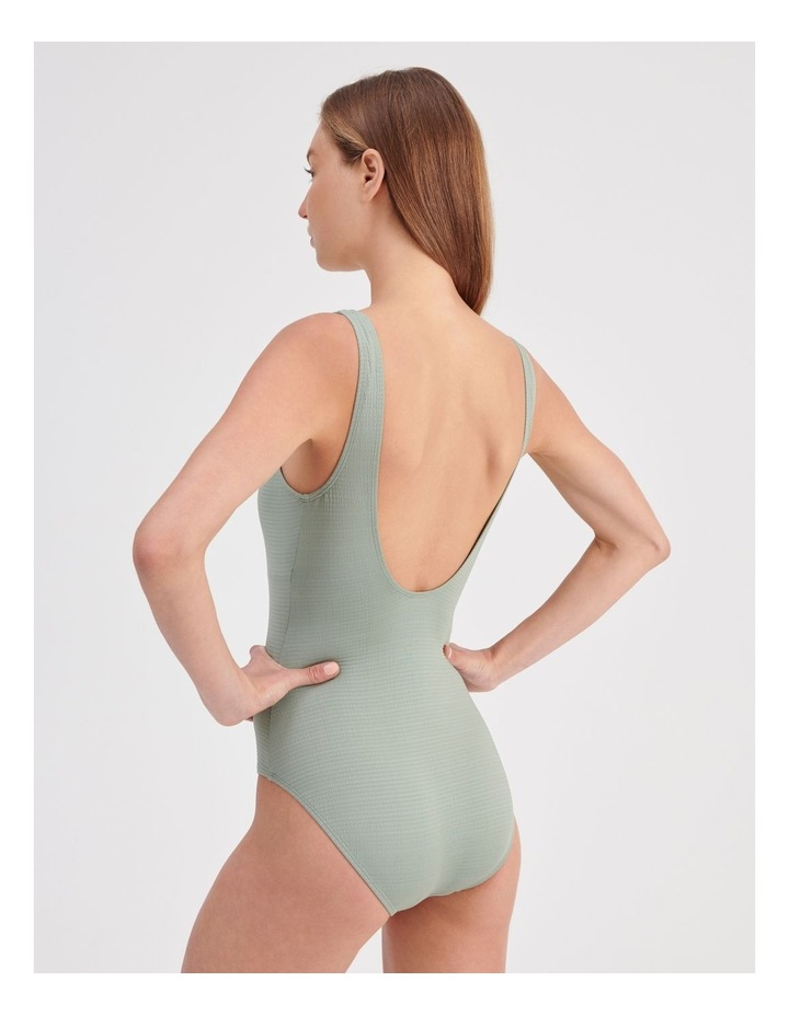 Henley Swimsuit image 2