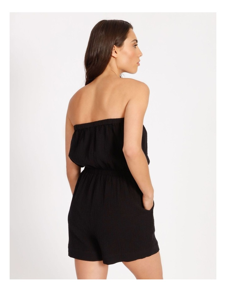 Strapless Playsuit image 2