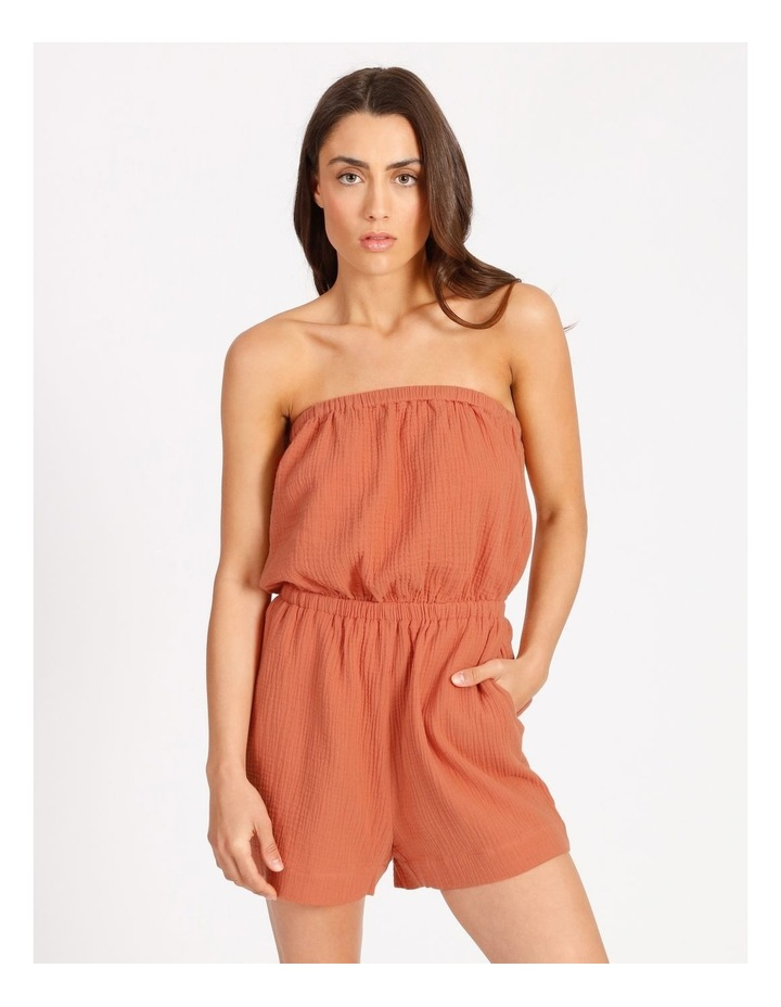 Strapless Playsuit image 1