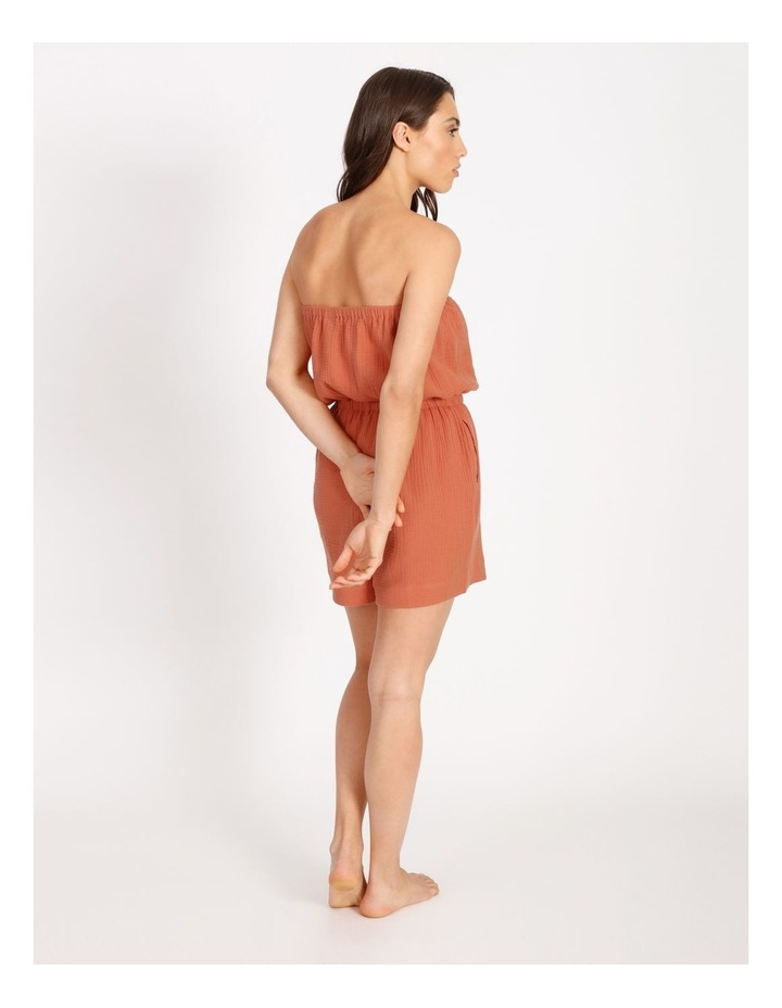 Strapless Playsuit image 3