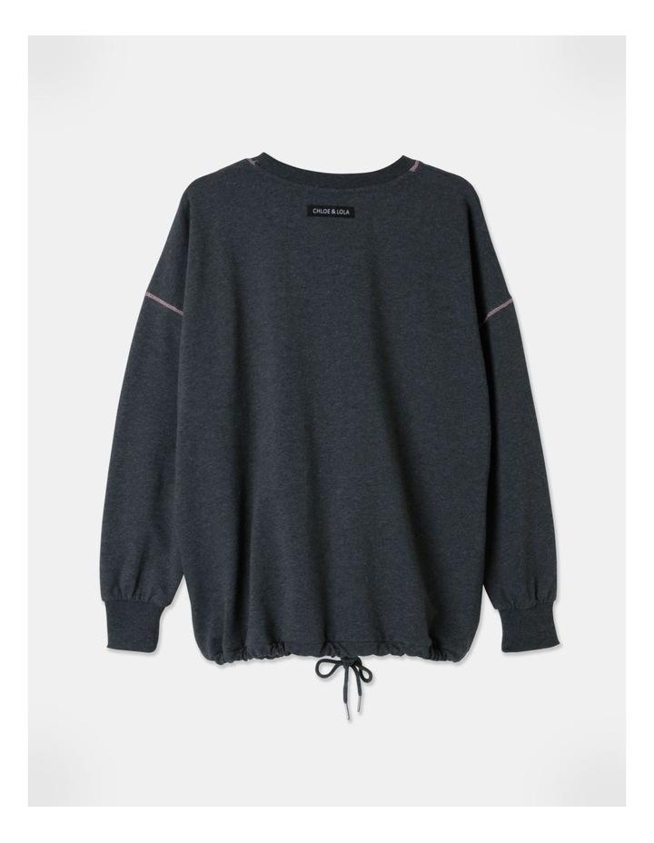 Bella Sweater Grey image 3