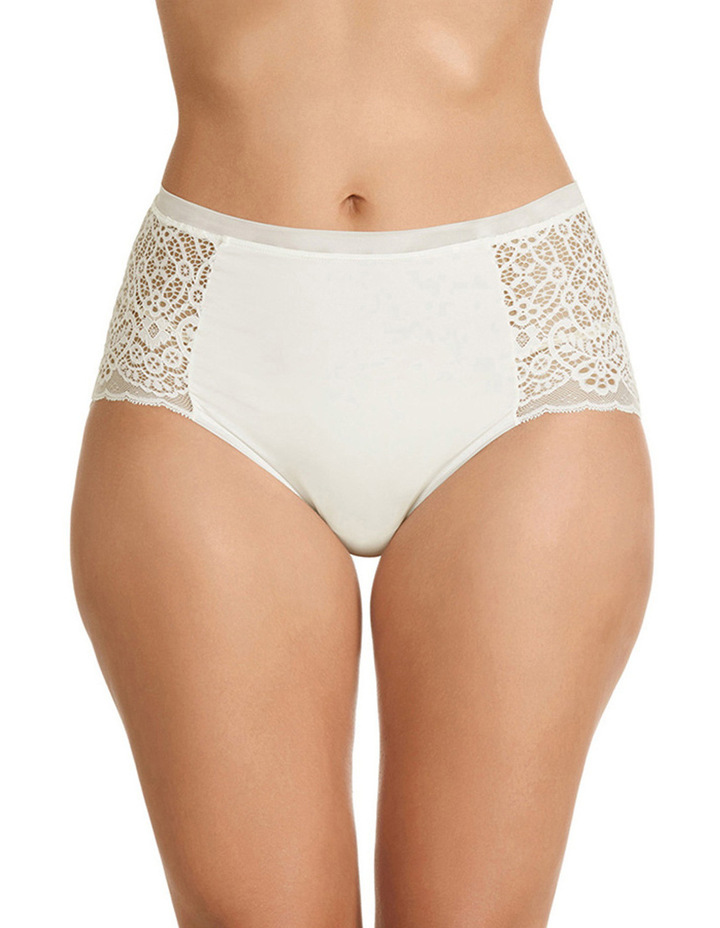 'Luxury Lace' Full Lace Brief WXHT1A image 1