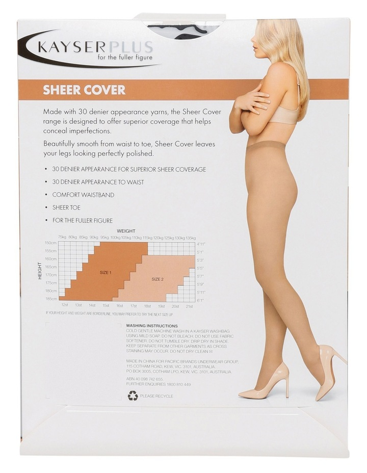 H10621 30D SHEER COVER PLUS image 2
