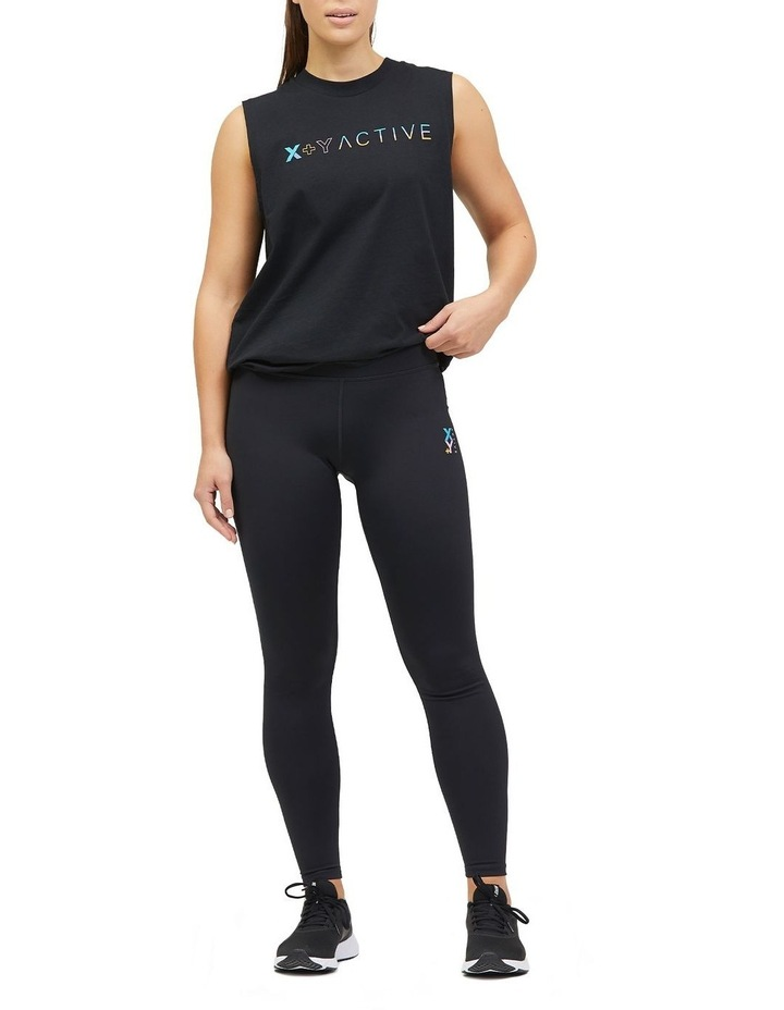 Streamline Full Length Legging Black image 1