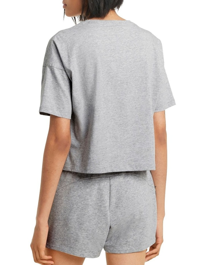 Essential Cropped Logo Tee image 2