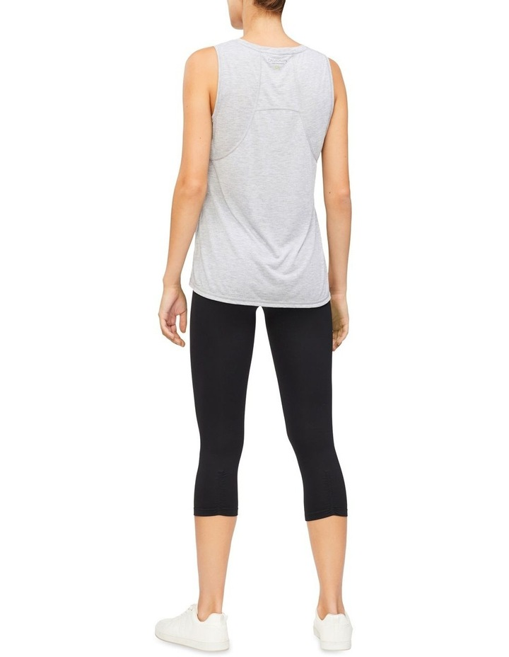 CK Performance Racerback Tank with Seam Detail PF0T3675 image 2