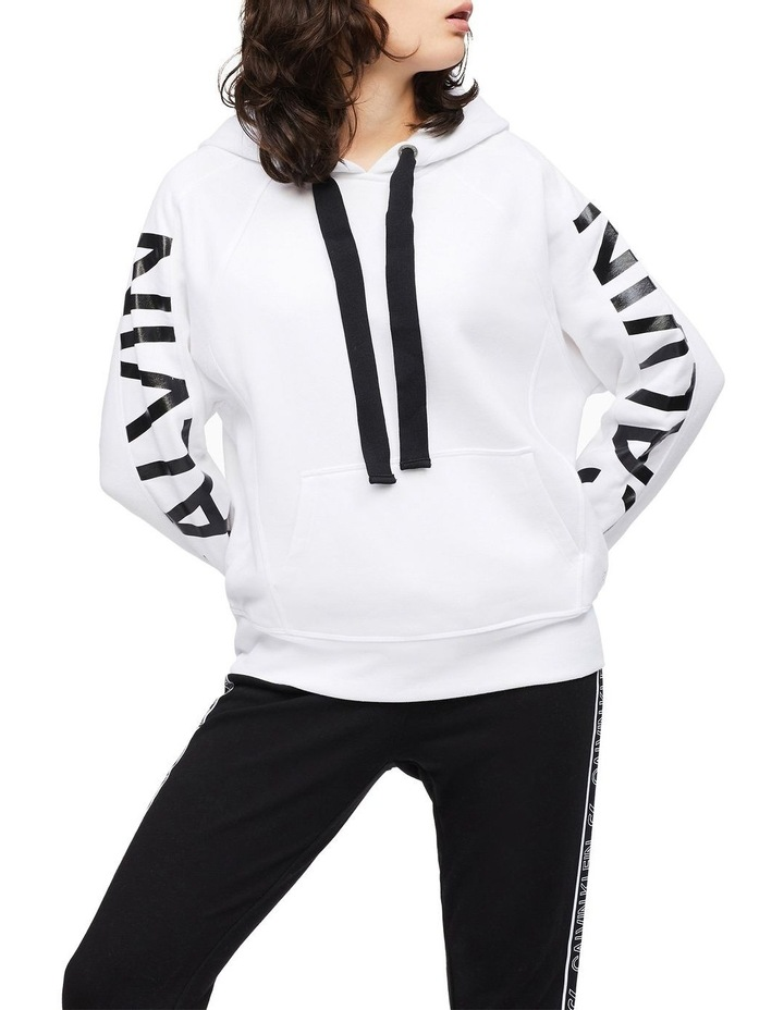 CK Performance Logo Dolman Sleeve Pullover Hoodie PF0T1818 image 2
