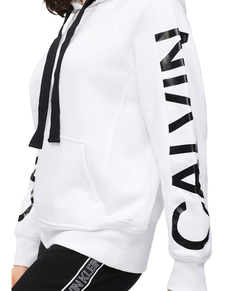 CK Performance Logo Dolman Sleeve Pullover Hoodie PF0T1818 image 4
