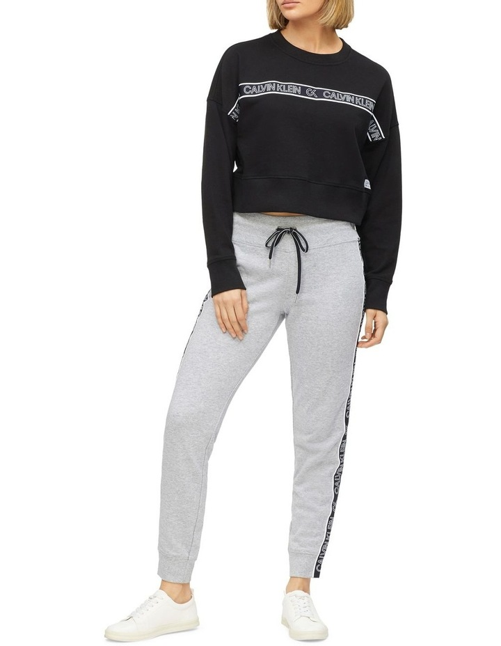 CK Performance Crew Neck Crop Pullover PF0T3734 image 3